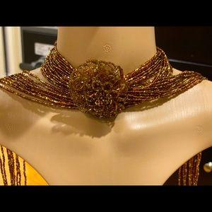 Long strains sequins accessories